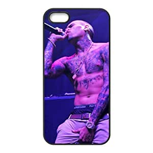 customized Chris Brown for Iphone 5,5s case iphone 5-brandy-140164