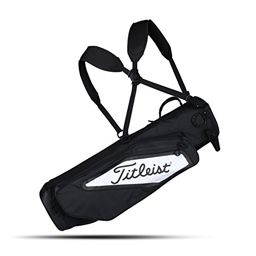 Titleist Premium Carry Bag 2017 Black
