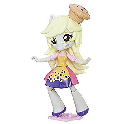 My Little Pony Equestria Girls Mall Collection My Little Pony Muffins Doll: Toys & Games