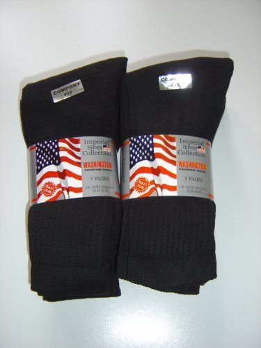 20a749d6f 10 Pairs Mens Black Cotton Sport Socks   size 6 - 11 by Hosiery-Direct