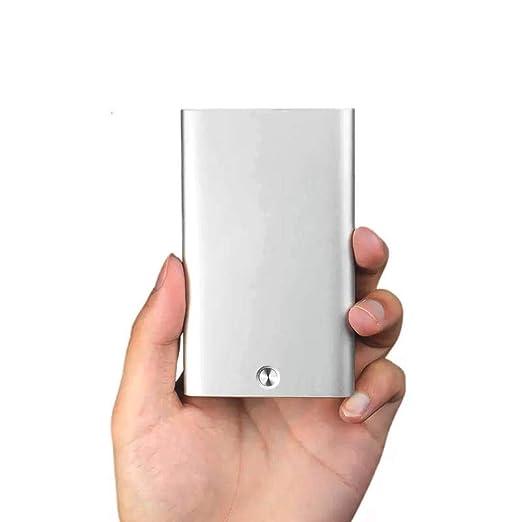 Desconocido Xiaomi MIIIW - Tarjetero automático para Tarjetas de ...