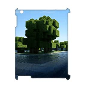 YCHZH Phone case Of Minecraft2 Cover Case For IPad 2,3,4