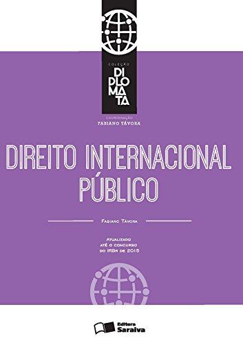 Direito Internacional Público - Coleção Diplomata
