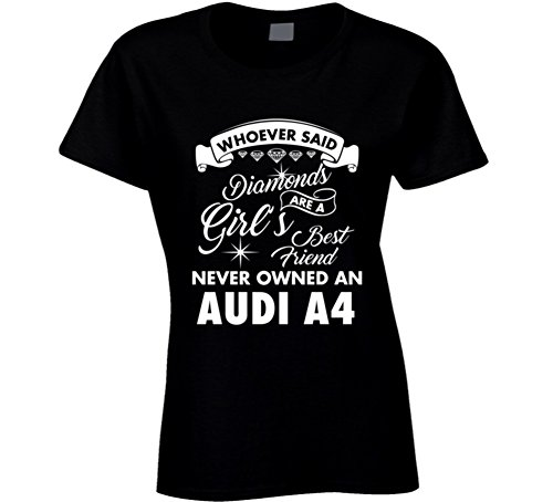Used, Audi A4 Who Said Diamonds are a Girls Best Friend Proud for sale  Delivered anywhere in Canada