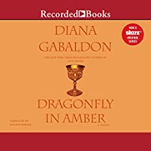 Dragonfly in Amber Audiobook by Diana Gabaldon Narrated by Davina Porter