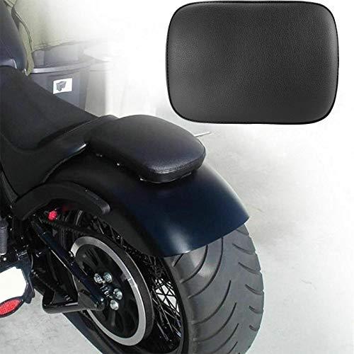 almohadilla para asiento de pasajero almohadilla de succi/ón para asiento de moto con 8 ventosas para Harley Asiento para moto