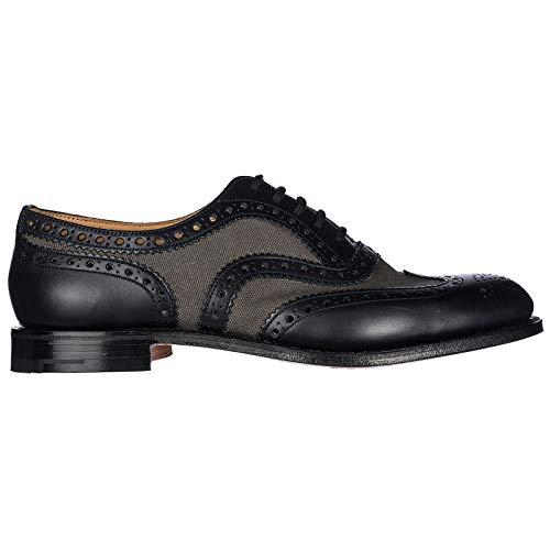 Lacets Blue Church's À Homme Chaussures Burwood Grey qwZZtz7Ox