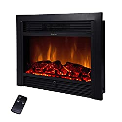 BEAMNOVA Electric Fireplace from BEAMNOVA