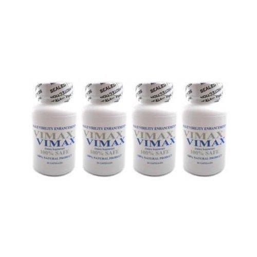 Vimax 4 mois d'approvisionnement - Male Enhancement Pills Penis Enlargement Better Sex