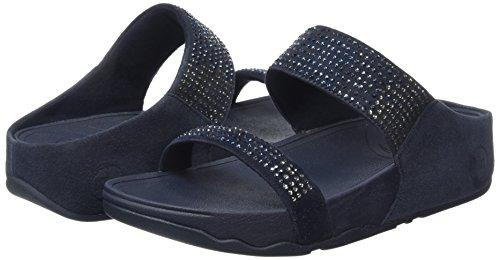 1a5488d0a2b7 FitFlop Women s Flare Slide Sandal