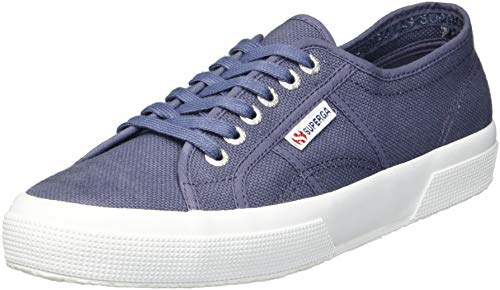 Pictures of Superga Women's 2750 COTU Sneaker Blue S000010 Blue Shadow 1