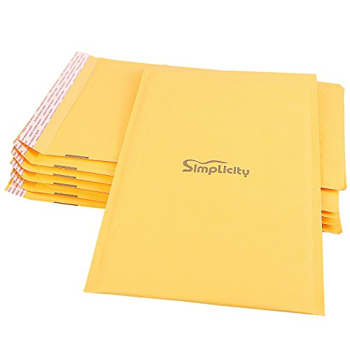 "Cheap 11.5""x15"" Bubble Mailer Kraft Self Sealing Padded Shipping Supplies Envelopes Bags 25 Pack for cheap"