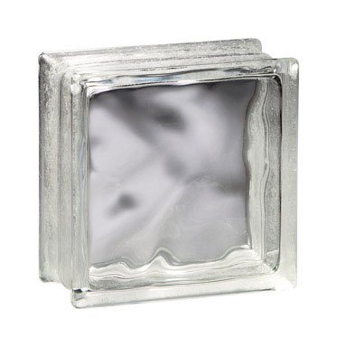 PITTSBURGH CORNING 110498 ''Decora'' Glass Block 8x8x4'' - (Pack of 8) by PITTSBURGH CORNING