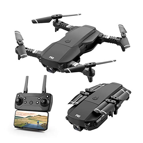 Doifck GPS Return Home Quadcopter, FPV RC Drone with Camera Live Video, Adjustable Wide Angle 4K HD WiFi Camera, Follow Me, Intelligent Battery, Headless Mode, Altitude Hold, Mobile APP Control