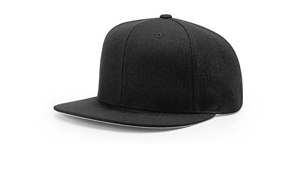4a76bb7ac Richardson Sports 510 OSFM Black at Amazon Men's Clothing store: