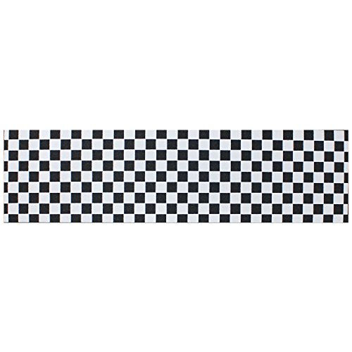 Black Diamond Sheet of Grip Tape, White Checkers