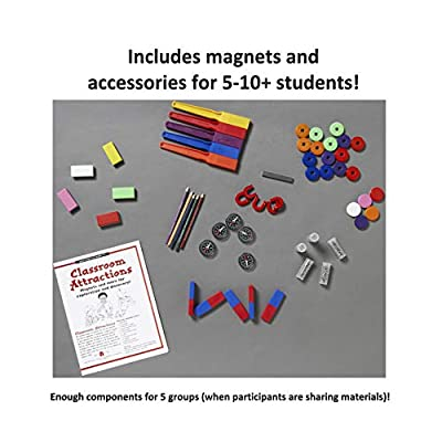 Dowling Magnets DO-731302 Classroom Level 2 Attractions Kit Grade Kindergarten to 1, 2.38