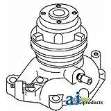 John Deere Tractor Water Pump Part No: A-AM3060T, AM3060T-R, R3038