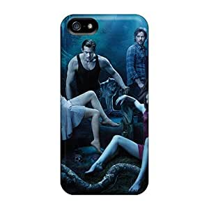 Flexible Tpu Back Case Cover For Iphone 5/5s - True Blood