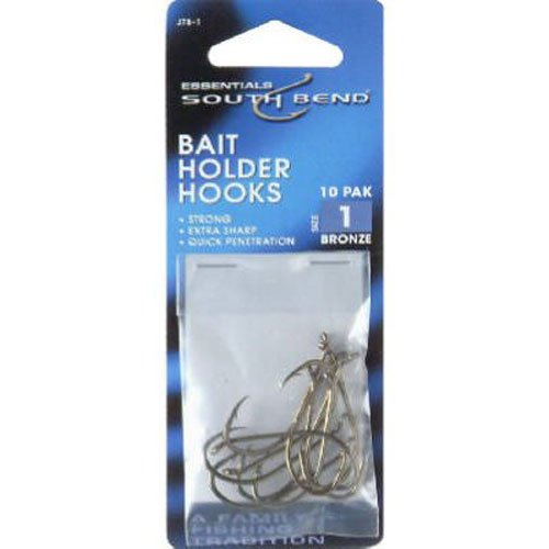 South Bend Baitholder Hooks (10Pk) Sz-1 Review