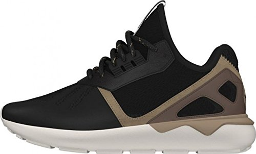 Adidas Tubular Runner, black brown negro