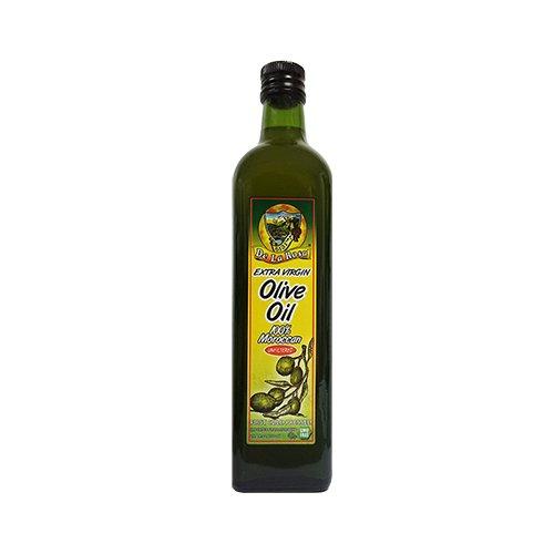 De La Rosa Real Foods & Vineyards - Kosher Moroccan Unfiltered Extra Virgin Olive Oil - 750 ml (Pack of 12) by De La Rosa Real Foods & Vineyards