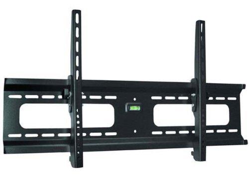 Tilting Low Profile Lcd - Low Profile Black Tilt/Tilting Wall Mount Bracket for Sony Bravia KDL40EX400 / KDL-40EX400 LCD HDTV TV/Television - Ultra Slim