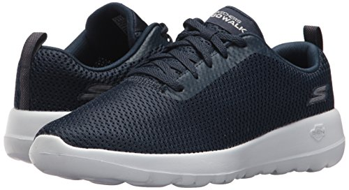 Mujer paradise Skechers Joy Walk Go 37 Para Zapatillas Eu 5 white navy Azul xFwFYrq