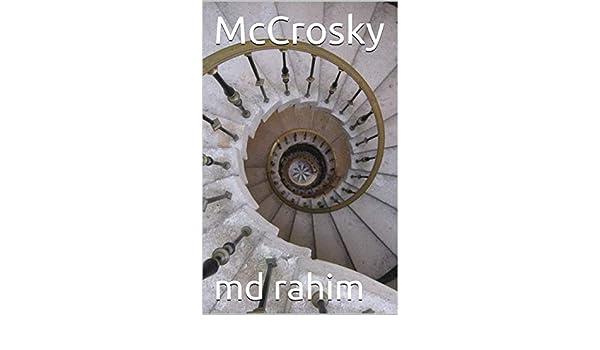 McCrosky eBook: md rahim: Amazon.es: Tienda Kindle