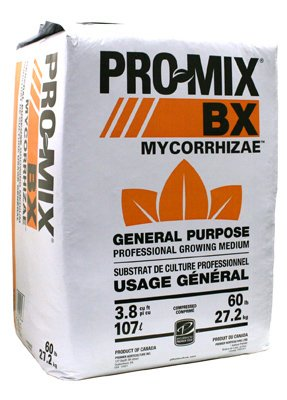 Seeding Soil (Premier Horticulture 10381RG 3.8 Cuft, Pro Mix BX Potting & Seeding Mix)