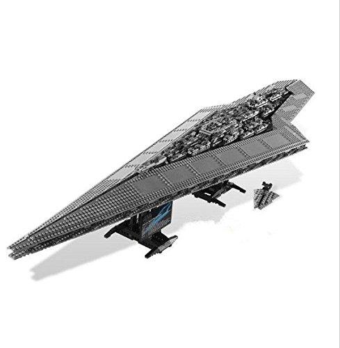 Lego Star Wars Compatible Super Star (Vaders Star Destroyer)