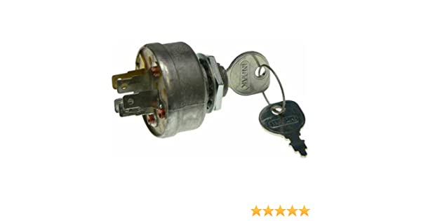 Amazon.com: DB Electrical SSW2817 New Ignition Switch For Honda, John Deere, Toro & Others 35100-772-003 Am102551 23-0660 365402 3621R 3L5402 4406R 440LR ...