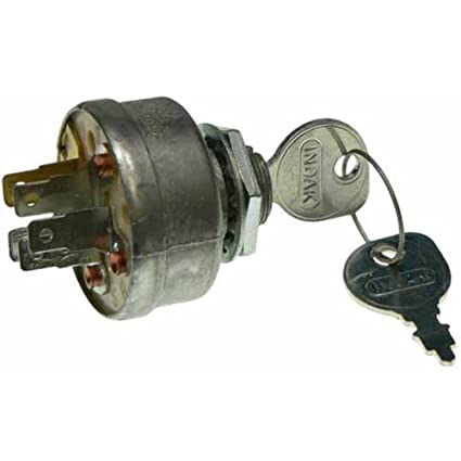DB Electrical SSW2817 New Ignition Switch For Honda, John Deere, Toro & Others 35100