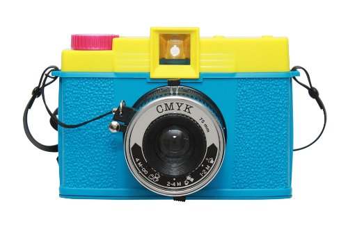 Lomography Diana F Medium Format Camera With Flash - 9