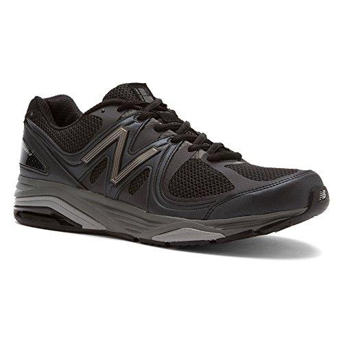 New Balance Men's M1540V2 Optimum Control Running Shoe, Black, 11 6E US - Work Shoes For Men New Balance