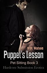 Puppet's Lesson: Pet Sitting Book 3