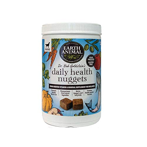 Earth Animal Daily Health Nuggets Dog Treat 1 lb