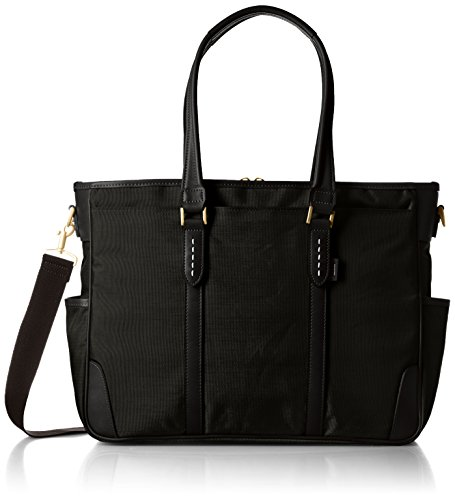 EVERWIN MADE in JAPAN Business Tote Bag with leather handles Lightweight 21589 Greige