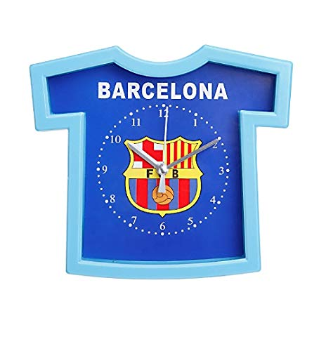 Alices Collection Barcelona FC - Reloj de Mesa (18 x 16 cm ...