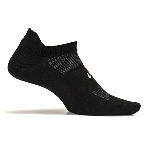 Feetures - High Performance Ultra Light - No Show Tab, black, ()