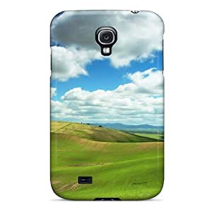 High-quality Durability Case For Galaxy S4(cloudy World)