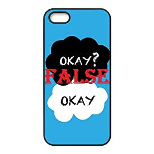 OKAY iPhone 4 4s Cell Phone Case Black xlb-163031