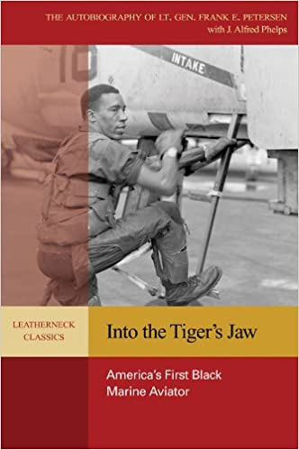 Into The Tigers Jaw Americas First Black Marine Aviator