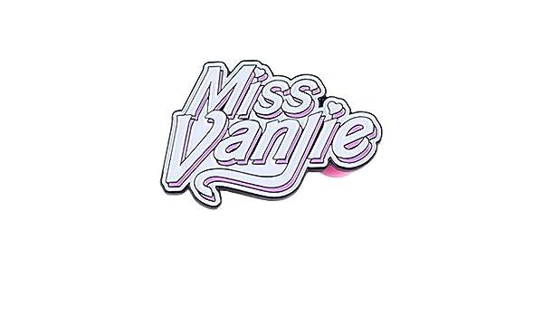 Miss Vanjie Pin Badge