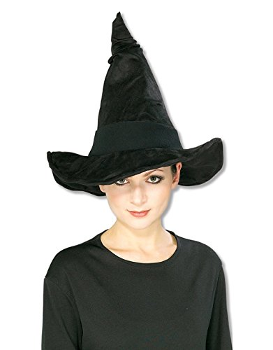 Professor Minerva Mcgonagall Costume (Harry Potter McGonagall's Hat with Feather)