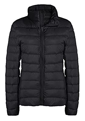 ZSHOW Women's Lightweight Packable Down Jacket Outwear Puffer Down Coats