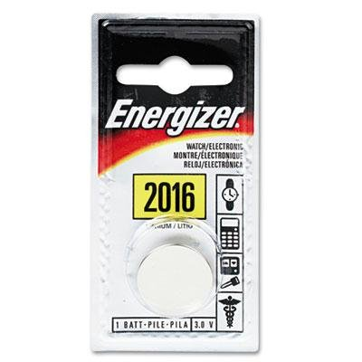 Energizer - 8 Pack - Watch/Electronic/Specialty Battery 2016 3 Volt Product Category: Breakroom And Janitorial/Batteries & Electrical Supplies
