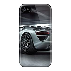 Luoxunmobile333 Cases Covers For Iphone 6plus - Retailer Packaging Porsche 918 Spyder Concept Protective Cases