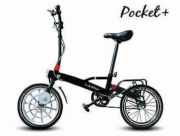 Bicicleta eléctrica plegable 24 Pocket 160 W v