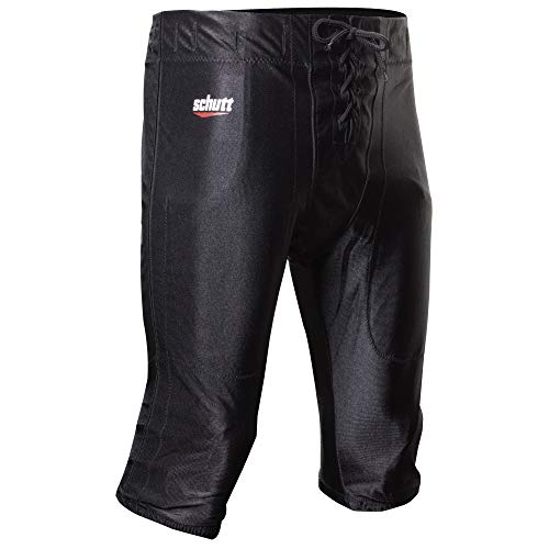 Schutt Sports Varsity Football Practice Pant, Black, ()